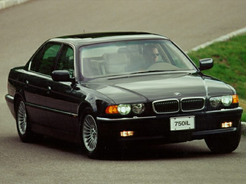 2000 bmw 750 reviews specs and prices. Black Bedroom Furniture Sets. Home Design Ideas