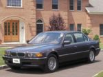 2000 BMW 750
