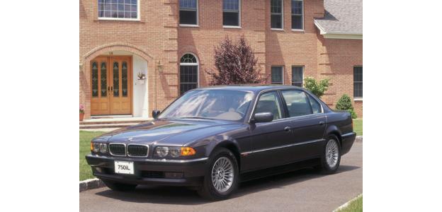 2000 BMW 750