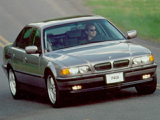 2000 BMW 740 IL Sedan for sale in Colorado Springs for $8,950 with 106,000 miles.