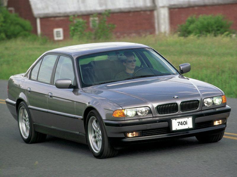 BMW 740iL Repair Manual - Service Manual - Bentley - 1998 ...