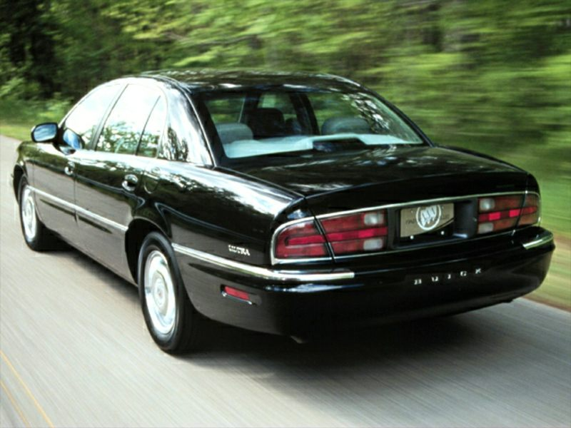 2000 buick park avenue reviews specs and prices. Black Bedroom Furniture Sets. Home Design Ideas
