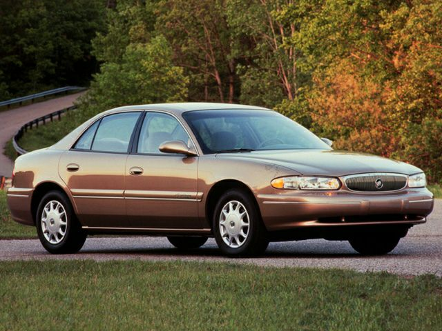 2000 Buick Century Reviews Specs And Prices Cars Com