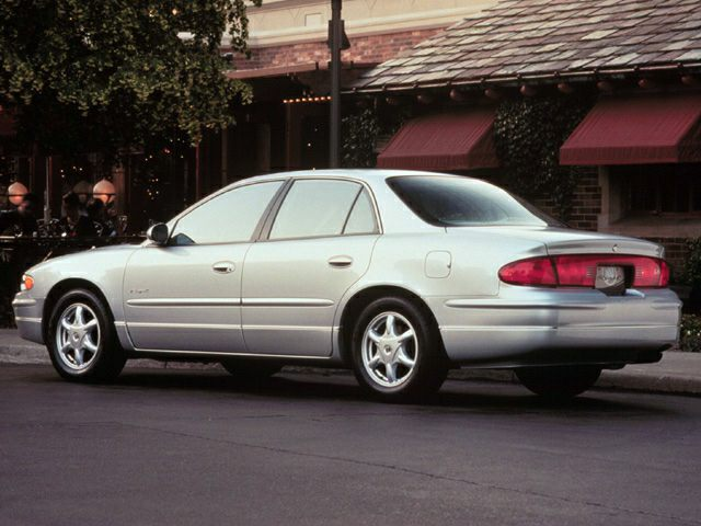 2000 Buick Regal Reviews Specs And Prices Cars Com