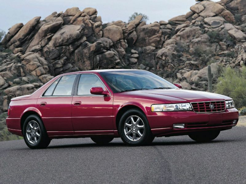 2000 Cadillac Seville Reviews Specs And Prices Cars Com