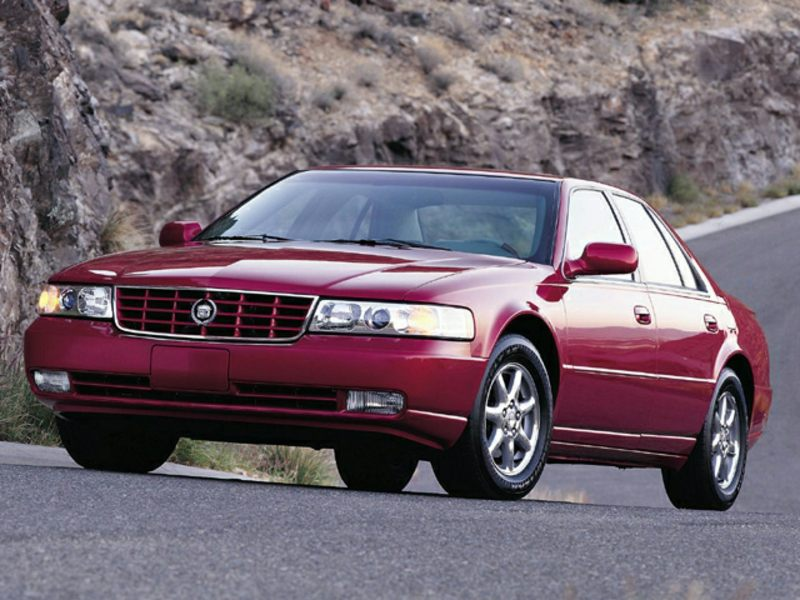 2000 cadillac seville reviews specs and prices. Black Bedroom Furniture Sets. Home Design Ideas