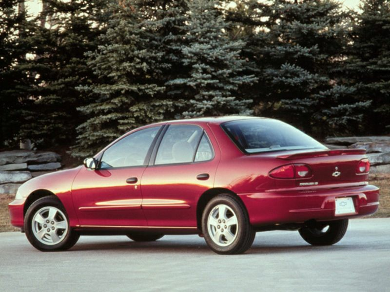 2000 chevrolet cavalier reviews specs and prices. Black Bedroom Furniture Sets. Home Design Ideas