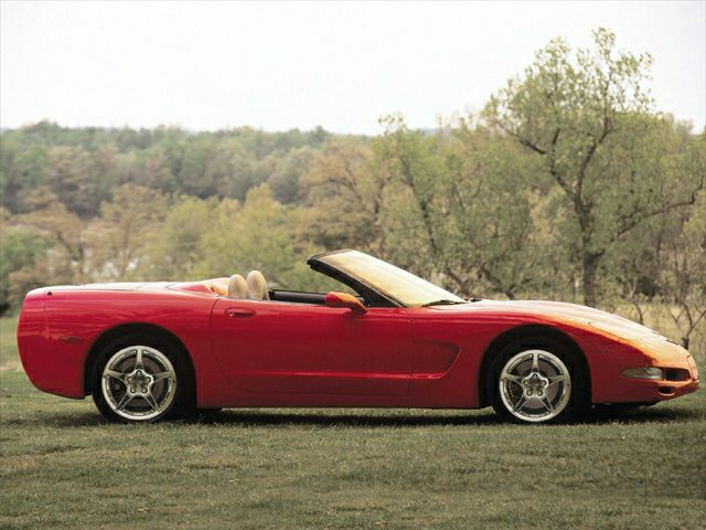 2000 Chevrolet Corvette Convertible for sale in Phoenix for $14,550 with 87,012 miles.