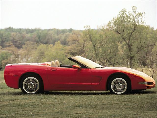 2000 Chevrolet Corvette Prices