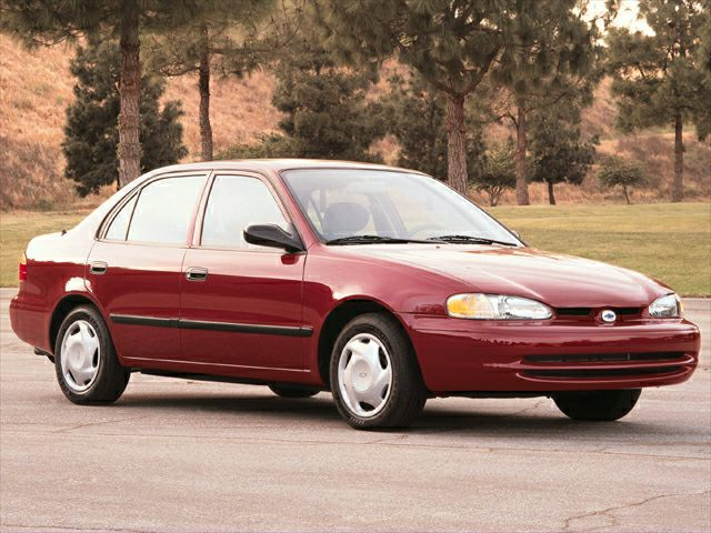 2000 Chevrolet Prizm Sedan for sale in Dickson for $0 with 157,809 miles