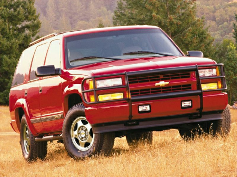 2000 chevrolet tahoe reviews specs and prices. Black Bedroom Furniture Sets. Home Design Ideas