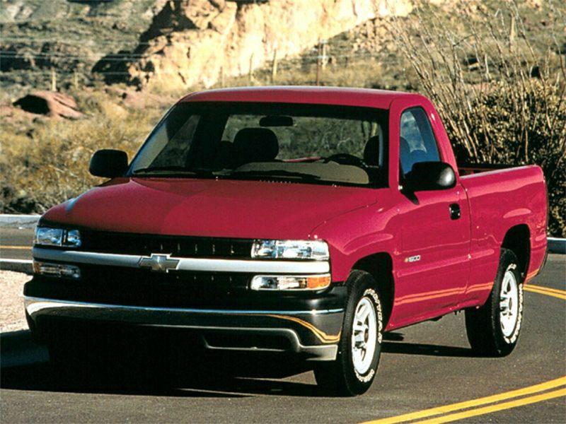 silverado chevrolet 2000 1999 2500 1500 cab box pickup 2002 regular 2001 3500hd cars base specs ft front 5mt dv