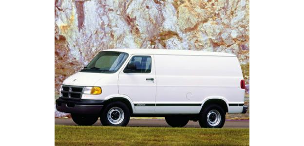 2000 Dodge Ram Van 1500