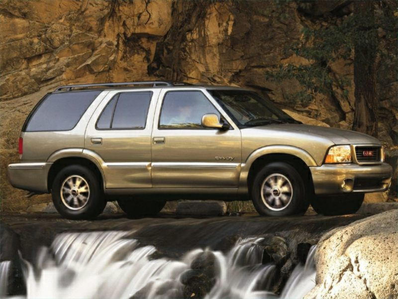 2000 gmc envoy reviews specs and prices. Black Bedroom Furniture Sets. Home Design Ideas