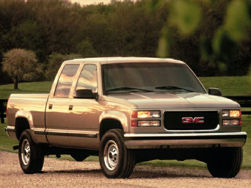 2000 GMC Sierra 3500 Reviews, Specs and Prices | Cars.com