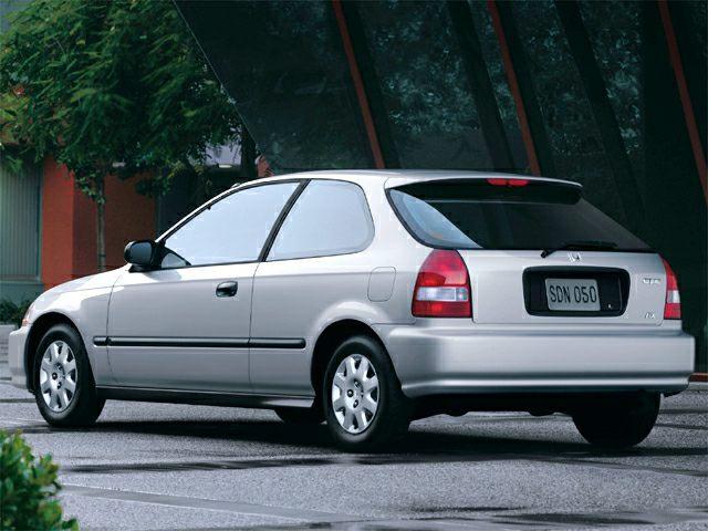 2000 Honda Civic Reviews Specs And Prices Cars Com