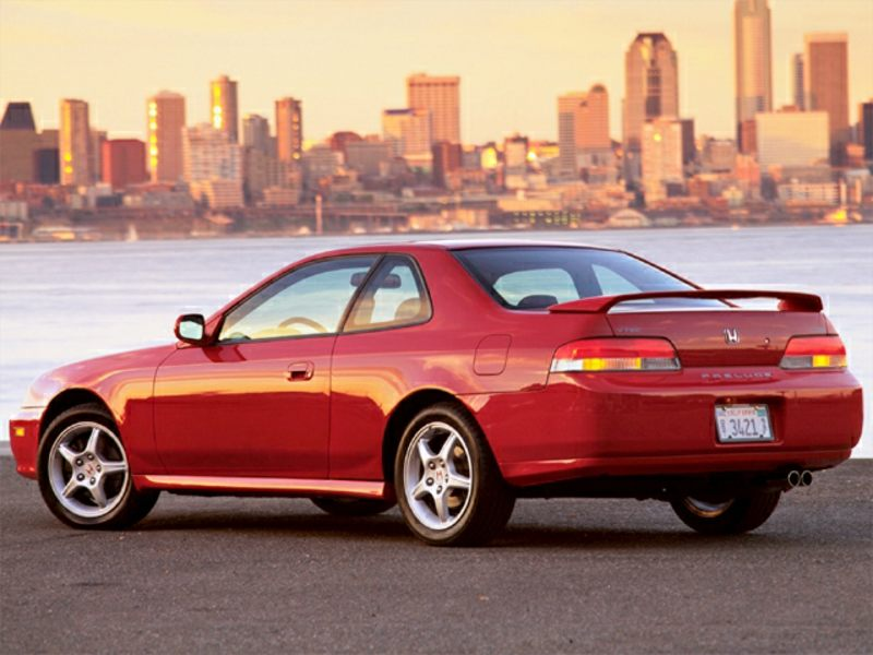 2000 honda prelude reviews specs and prices for Honda car 2000