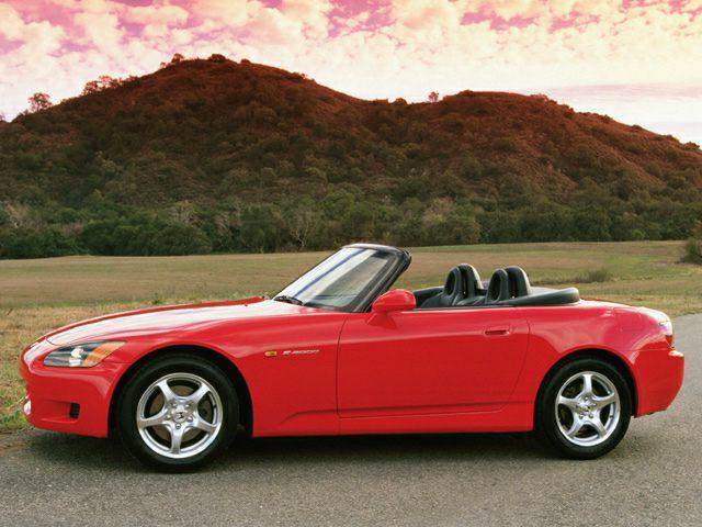 2000 Honda S2000 Reviews Specs And Prices Cars Com