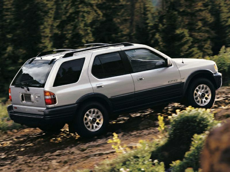 2000 honda passport reviews specs and prices. Black Bedroom Furniture Sets. Home Design Ideas