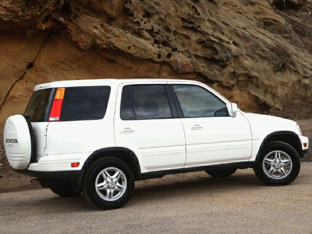 2000 Honda Cr V Reviews Specs And Prices Cars Com