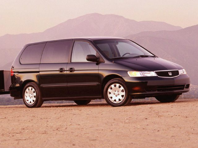2000 Honda Odyssey Reviews Specs And Prices Cars Com