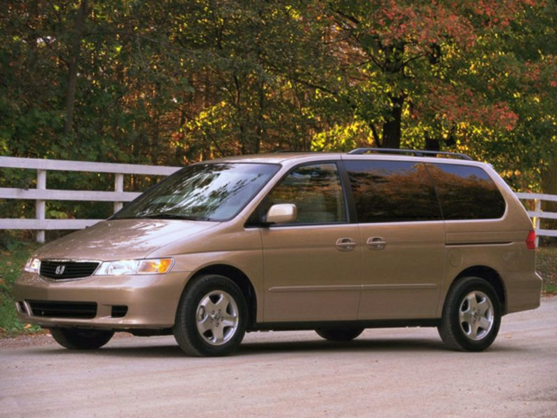 2000 honda odyssey reviews specs and prices for Honda odyssey height