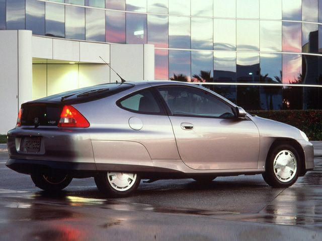 2000 Honda Insight Reviews Specs And Prices Cars Com