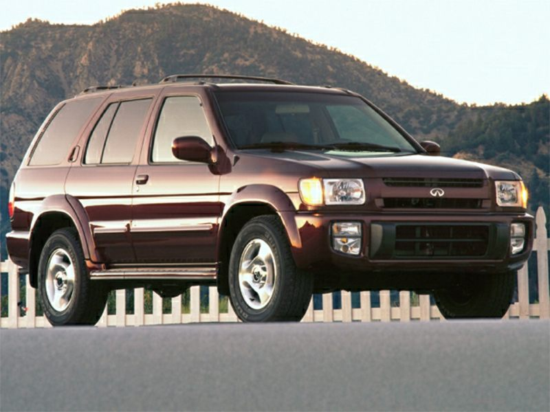 2000 infiniti qx4 reviews specs and prices. Black Bedroom Furniture Sets. Home Design Ideas