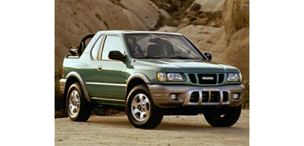 1999 Isuzu Amigo