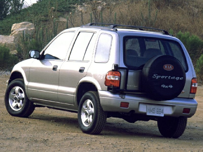 2000 kia sportage reviews specs and prices. Black Bedroom Furniture Sets. Home Design Ideas