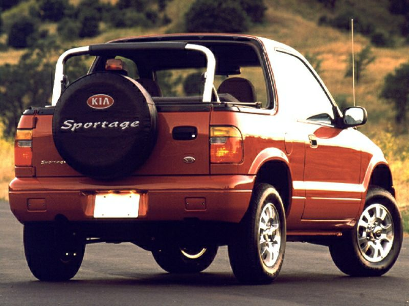 2000 Kia Sportage Reviews Specs And Prices Cars Com