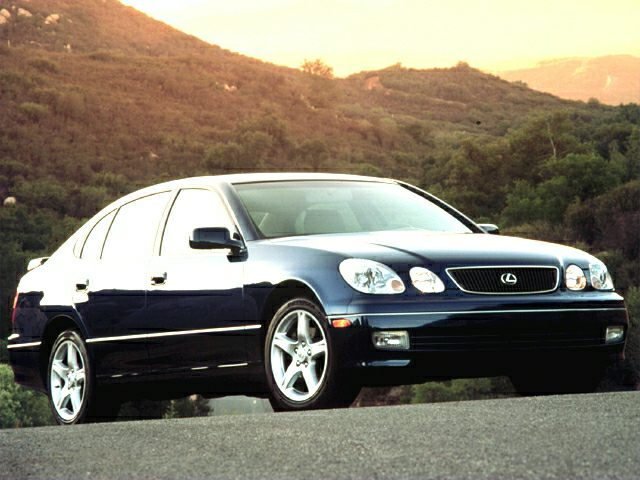 2000 Lexus GS 400 Sedan for sale in Wilmington for $0 with 208,915 miles