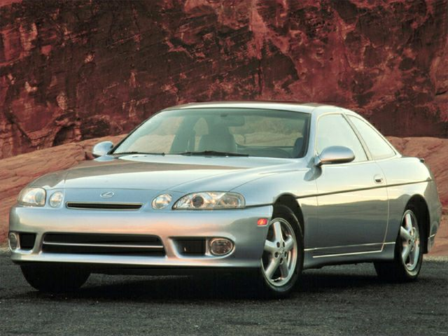 2000 Lexus SC 300 Coupe for sale in Newark for $0 with 127,450 miles