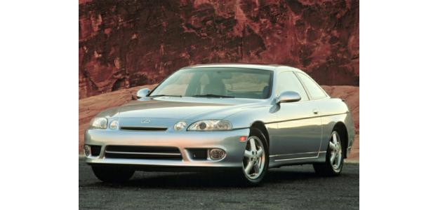2000 Lexus SC 300