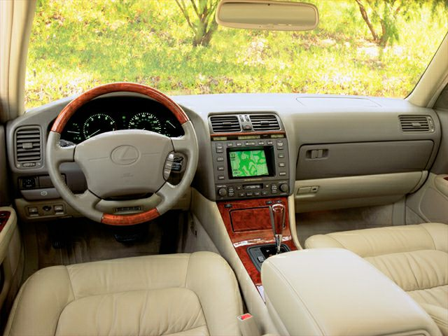 2000 Lexus Ls 400 Reviews Specs And Prices Cars Com