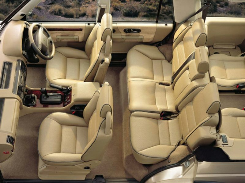 2000 land rover discovery reviews specs and prices - Land rover discovery interior dimensions ...