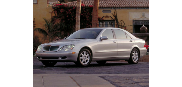 2000 Mercedes-Benz Maybach S600