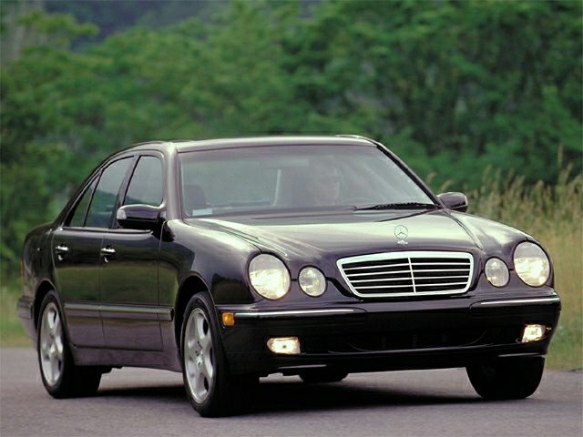 2000 Mercedes-Benz E-Class E320 Sedan for sale in Fort Dodge for $5,950 with 81,341 miles