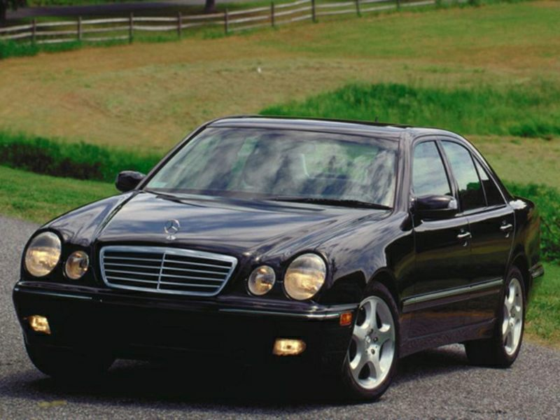 2000 mercedes benz e class reviews specs and prices. Black Bedroom Furniture Sets. Home Design Ideas