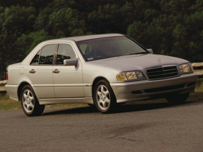 2000 mercedes benz c class reviews specs and prices for Mercedes benz c class 2000