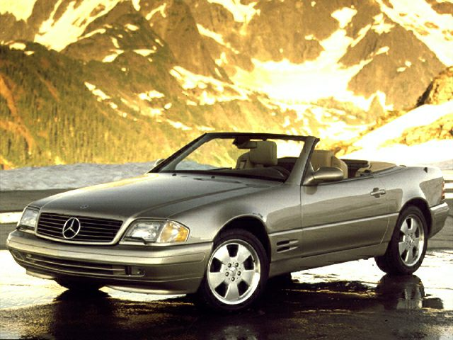2000 Mercedes-Benz SL-Class SL500 Roadster Convertible for sale in Kearney for $11,946 with 80,719 miles