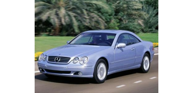 2000 Mercedes-Benz CL-Class