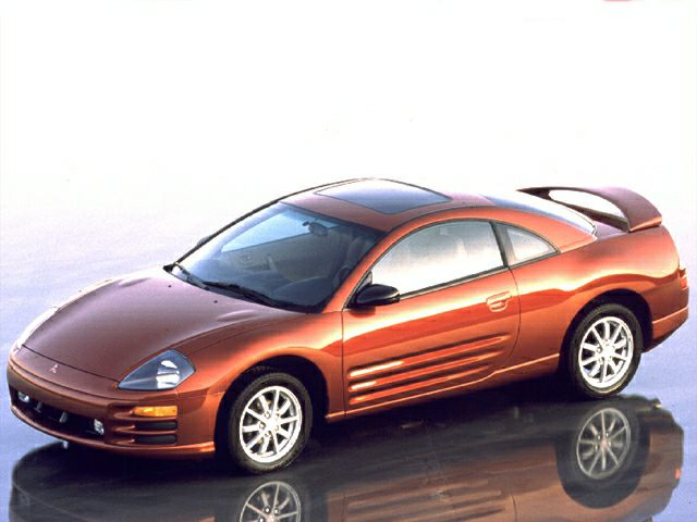 2000 Mitsubishi Eclipse GS Coupe for sale in Staunton for $3,900 with 166,964 miles.