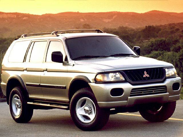 2000 Mitsubishi Montero Sport LS SUV for sale in Midland for $7,000 with 101,688 miles