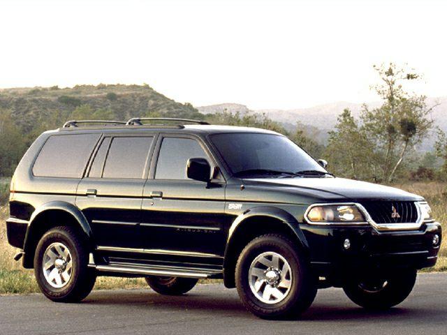2000 Mitsubishi Montero Sport Specs Pictures Trims