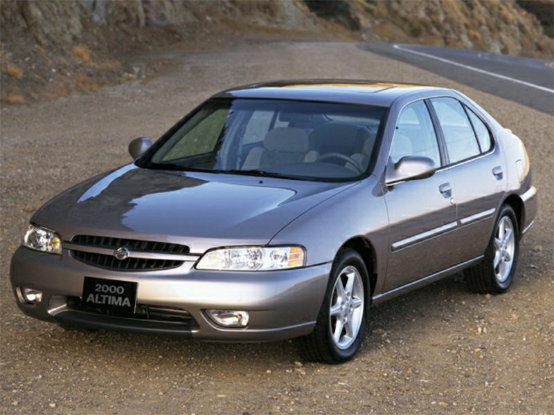 2000 Nissan Altima Reviews Specs And Prices Cars Com