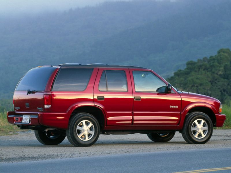 2000 oldsmobile bravada reviews specs and prices. Black Bedroom Furniture Sets. Home Design Ideas