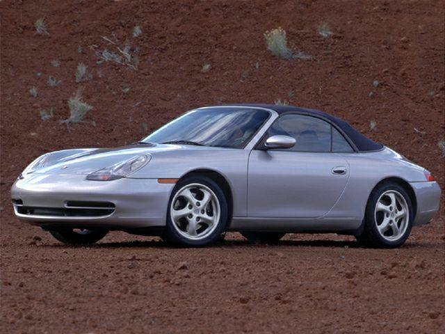 2000 Porsche 911 Carrera Cabriolet Convertible for sale in Murfreesboro for $19,950 with 72,386 miles.