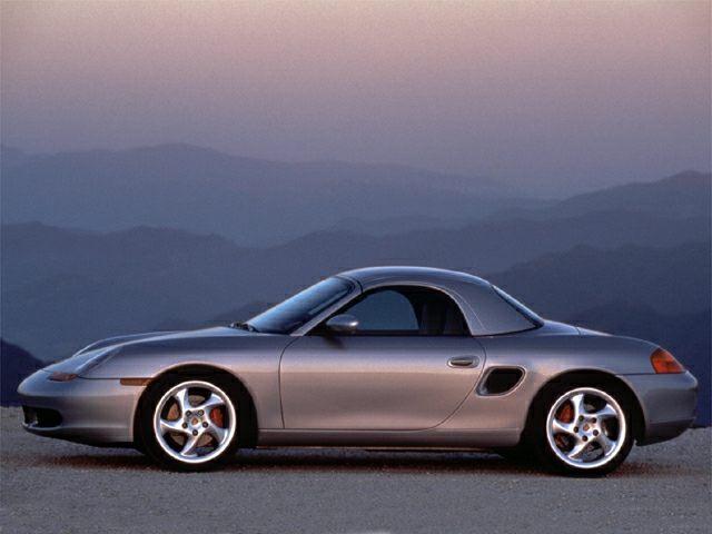 2000 Porsche Boxster Reviews Specs And Prices Cars Com