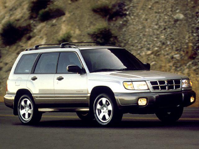 2000 Subaru Forester Reviews Specs And Prices Cars Com